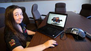 亚利桑那州立大学ASU的学生在机器人竞赛中获得世界第二